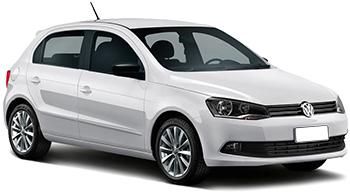 Volkswagen Gol 4dr
