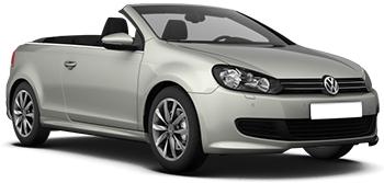 VW Golf Convertible