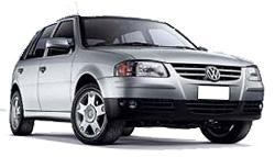 hyra bilar JUNIN  VW Gol wagon