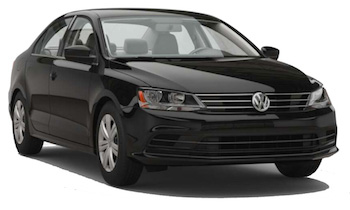 Car Hire PORI  VW Jetta
