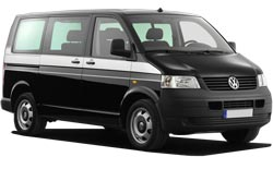 Car Hire WITTEN  VW Multivan
