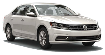 Car Hire METZ  VW Passat