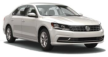 Volkswagen Passat 4 dr