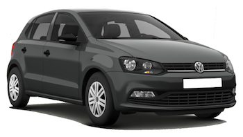 Car Hire HALMSTAD  VW Polo