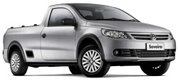 Car Hire CAMPO GRANDE  VW Saveiro