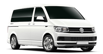 Car Hire ZURICH  VW T6