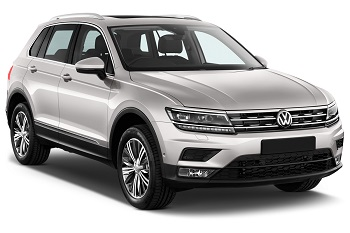 Car Hire HAMBURG  VW Tiguan
