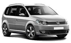 Volkswagen Touran 5 pax