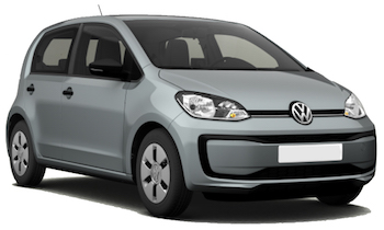 Mietwagen HILLEROED  VW Up
