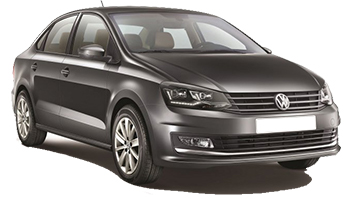 Car Hire LORETO  VW Vento
