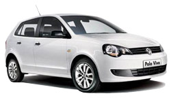 Car Hire AKTION  VW Vivo Hatchback