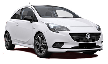 Car Hire STIRLING  Vauxhall Corsa