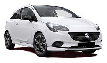 Vauxhall Corsa 2 dr