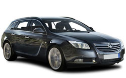Car Hire NEWCASTLE  Vauxhall Insignia Wagon