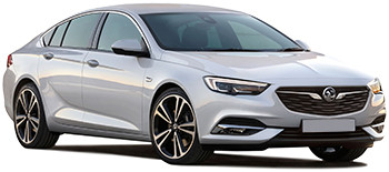 Car Hire STIRLING  Vauxhall Insignia