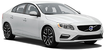Car Hire COMO  Volvo S60