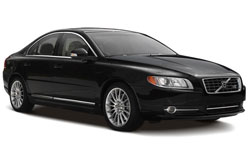 Car Hire ROSH HAAIN  Volvo S80