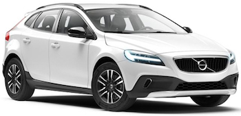 Car Hire LIDKOPING  Volvo V40 wagon
