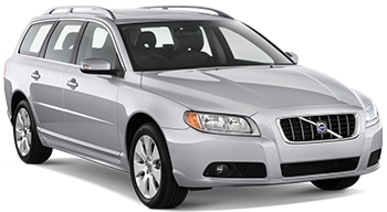 Car Hire LIDKOPING  Volvo V70 wagon