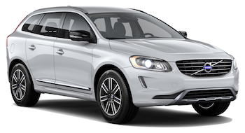 Car Hire CHRISTCHURCH  Volvo XC60
