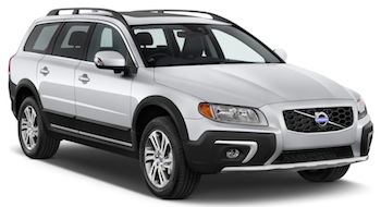 Car Hire LUTON  Volvo XC70