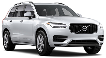 Car Hire BERLIN  Volvo XC90