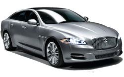 Jaguar XJ Rental