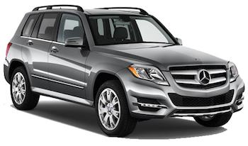 Mercedes GLK Rental