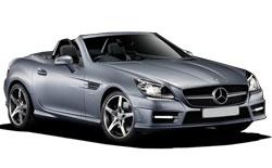 Mercedes Benz SLK Rental