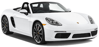 Porsche Boxster S Rental