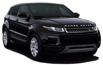 Range Rover Evoque Rental