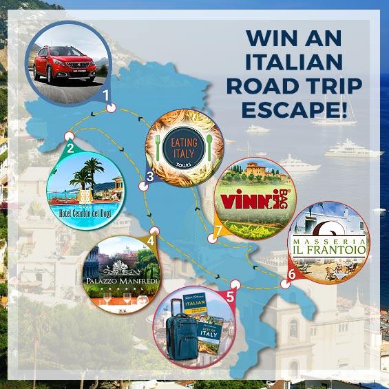Italian Road Trip Escape