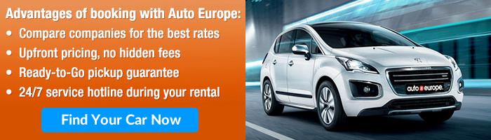 Car Rentals in France