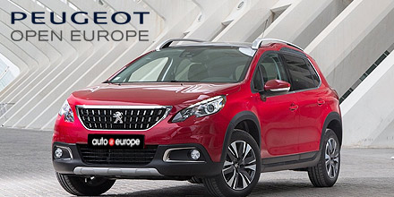 Peugeot Open Europe Program