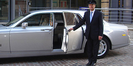 Chauffeur Services You Can Count On