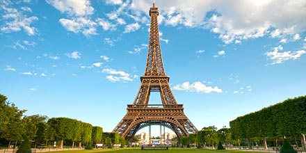 Search France for today's best car rental rates