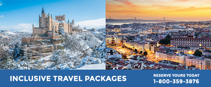 Spain & Portugal Vacation Packages
