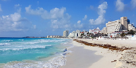 Search Mexico for today's best car rental rates