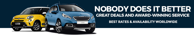 Book Your Spring and Summer Cars Today
