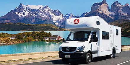 Receive a 5% discount if your RV is booked by May 15th