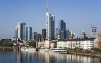 Luksusautonvuokraus Frankfurt