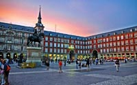 Luxusmietwagen Madrid