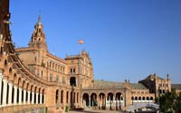 Luksusautonvuokraus Sevilla