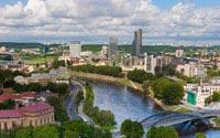 Autonvuokraus Liettua