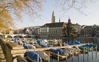 Luksusautonvuokraus Zürich