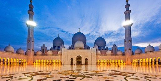 Autoverhuur Abu Dhabi