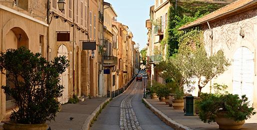 Hyrbil i Aix en Provence