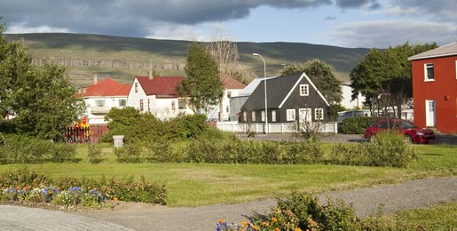 Car Hire Akureyri