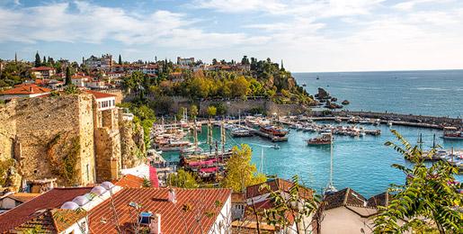 Hyrbil i Antalya