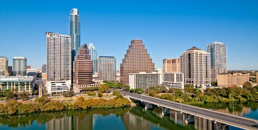 Car hire Austin airport